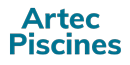 Artec piscines Logo